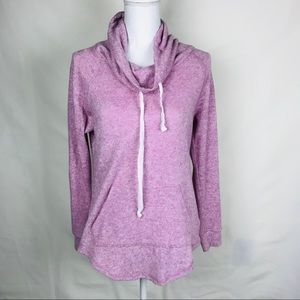 No Comment soft pullover pink sweater